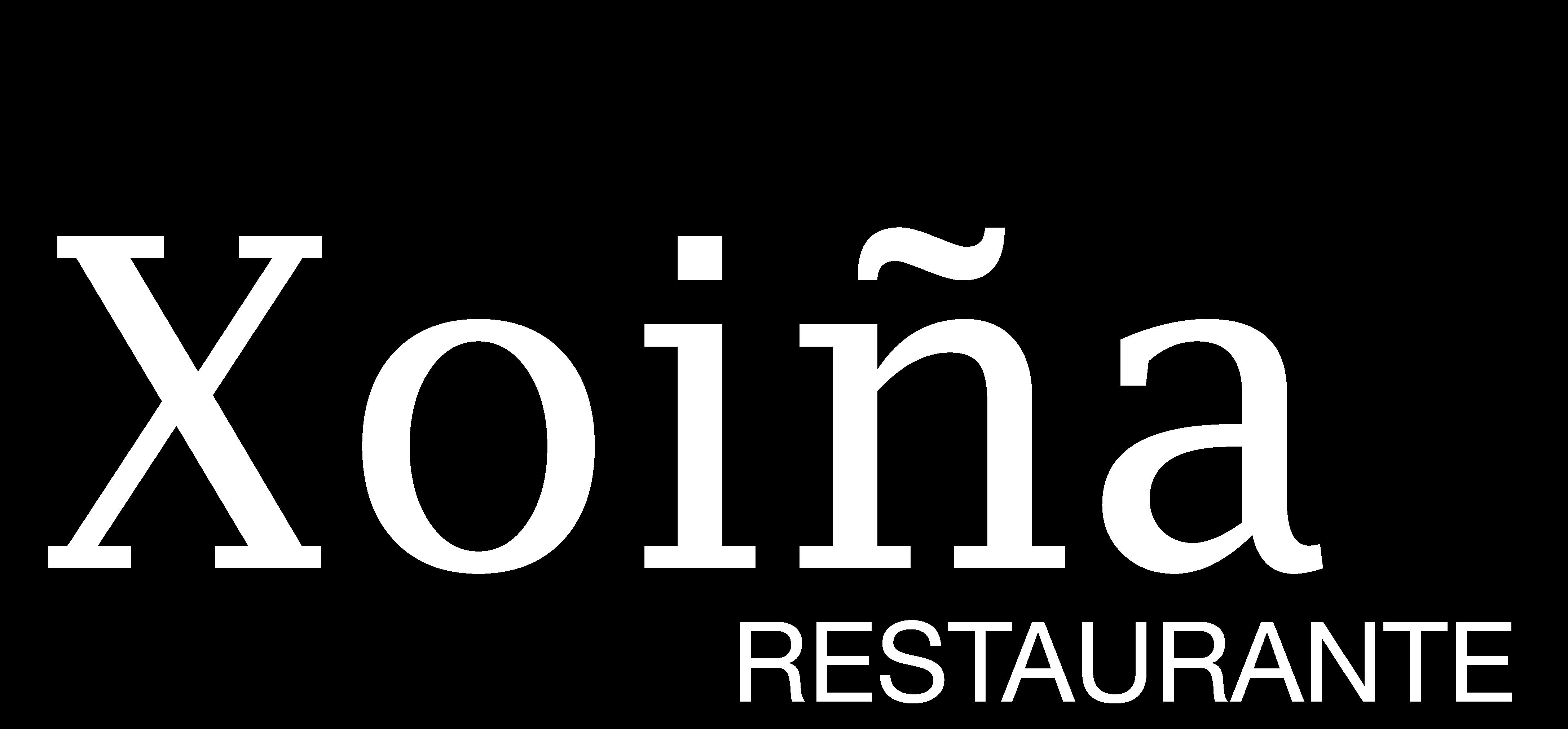 Restaurante xoiña